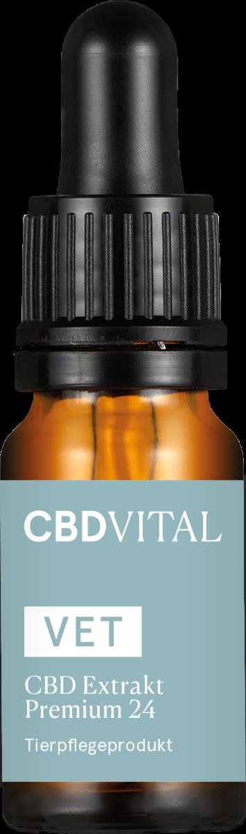 VET CBD 24 Extrakt Premium
