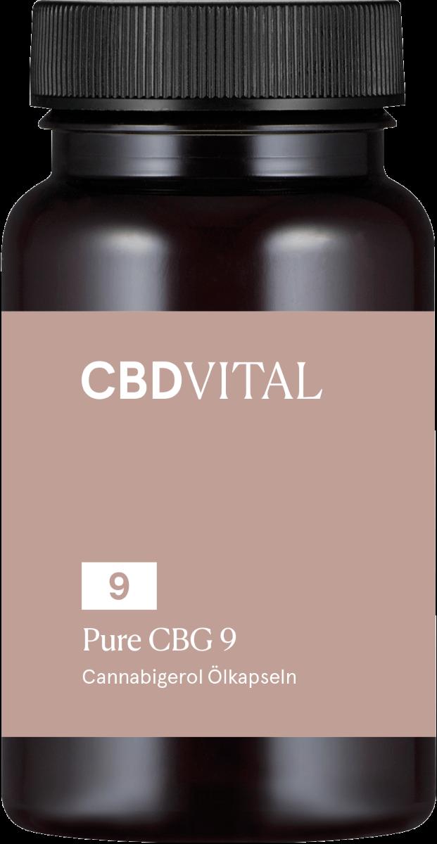 PURE CBG 9 (5%) Kapseln