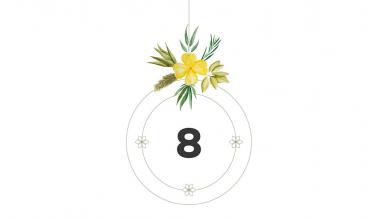 Adventskalender Türchen 8