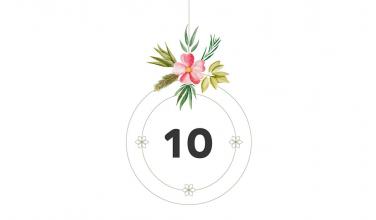 Adventskalender Türchen 10