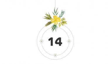 Adventskalender Türchen 14