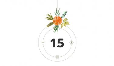 Adventskalender Türchen 15
