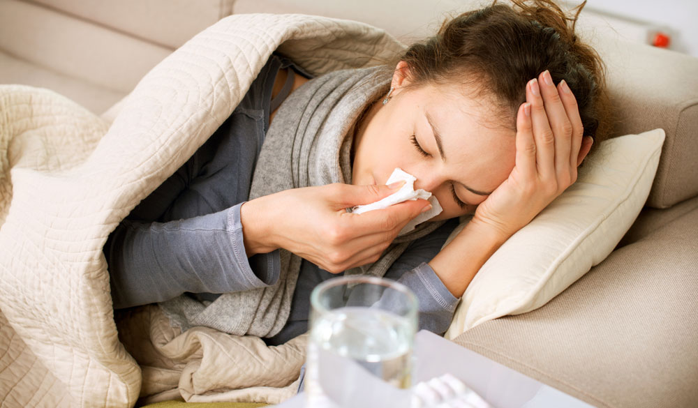 CBD gegen Erkältungen: Hilfe bei grippalen Infekten im Sommer