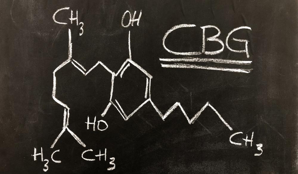 Was ist Cannabigerol (CBG)?