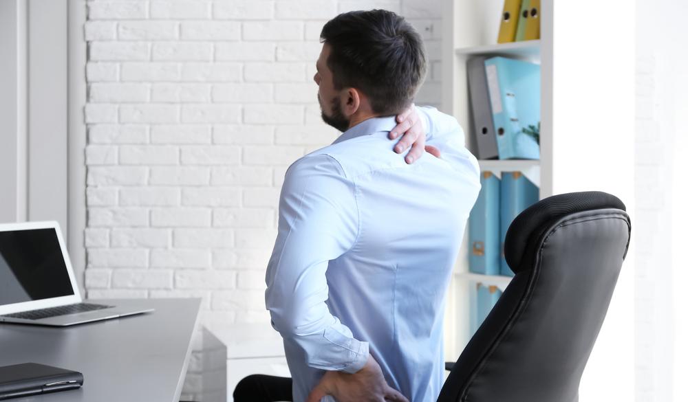 Mit Richtigem Sitzen Am Arbeitsplatz Verspannungen Vorbeugen Cbd