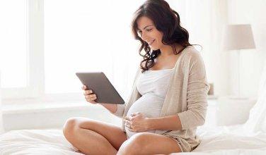 CBD während der Schwangerschaft