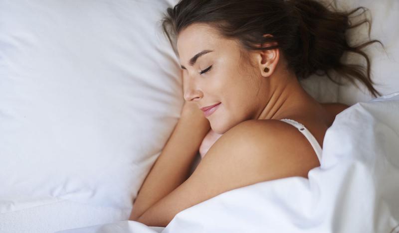 CBD und tiefer Schlaf